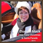 Doreen Mack - Carson City Santa Parade 2014