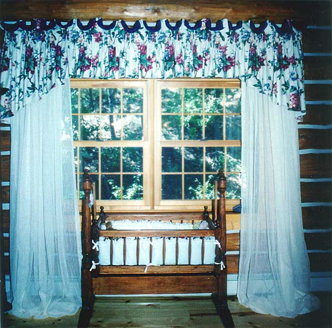 Window treatments lofty expressions for Log cabin window treatments